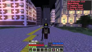 The infected Crafting Dead Minecraft roleplay S1 E5