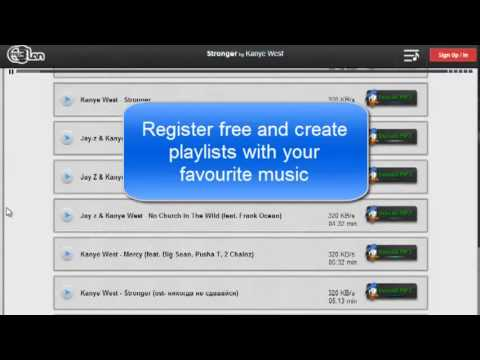 Best sites to buy MP3 music