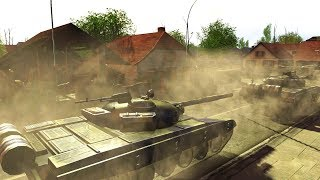 1975 East German Invasion of West Germany Begins | Wargame: European Escalation Gameplay #1