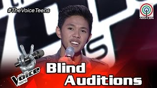 The Voice Teens Philippines Blind Audition: DJ Caoile - I'm Not The Only One