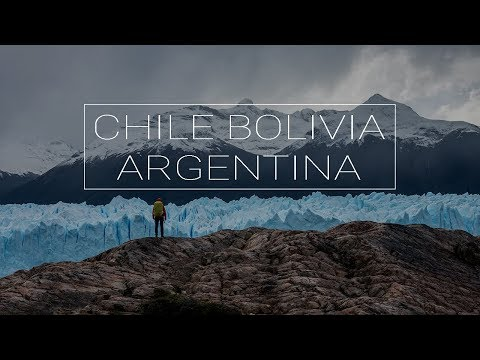 Chile |  Bolivia | Argentina | South America backpacking trip 2018 | Drone | Daleko od domu
