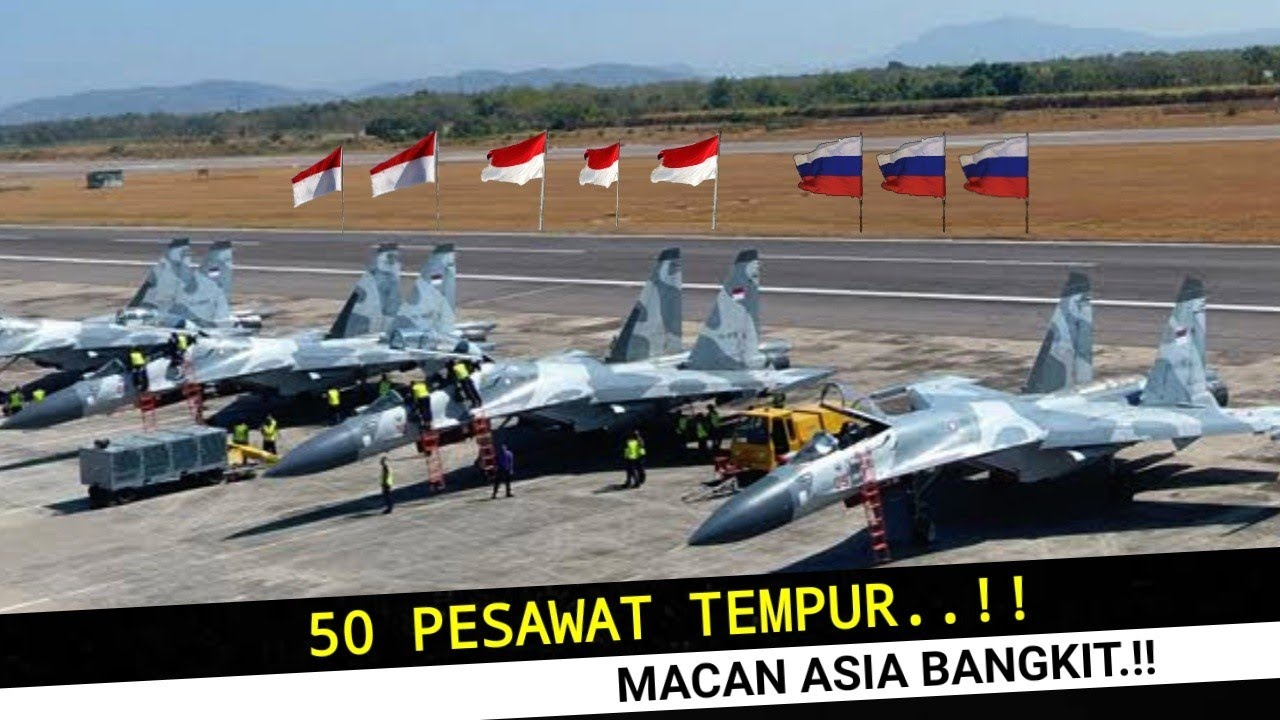 Viral.!! Prabowo Harus BeLanja Alutsista 500 Pesawat Tempur Dan RudaL P3NGhAnCurr anggran 1.750T