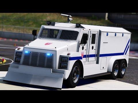 [GTA-LSPDFR] GILETS JAUNES VS CANON A EAU DES CRS | POLICE NATIONALE #174