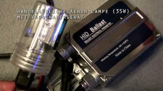 Xenon-Taschenlampe / HID Xenon Torch