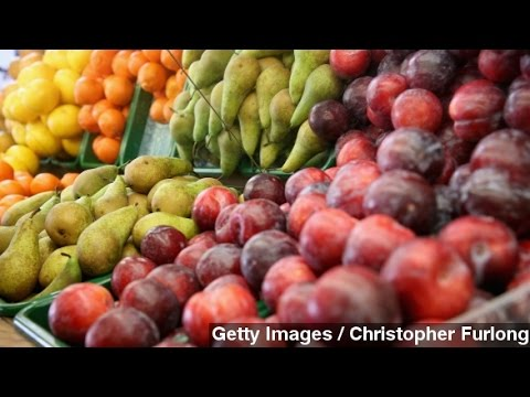 High-Fiber Diet Can Help Shed Weight, Study Finds