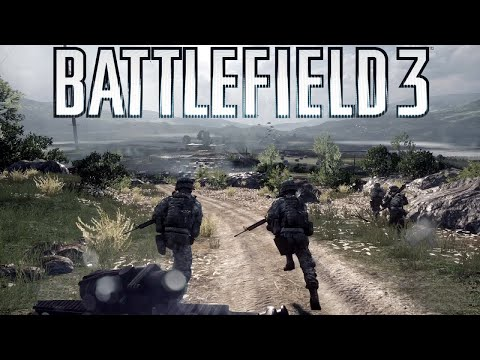 Battlefield 3 - #10 - Rock and a Hard Place [1080p 60fps]