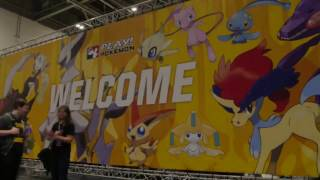 2016 Pokémon European International Championships: The Event Experience