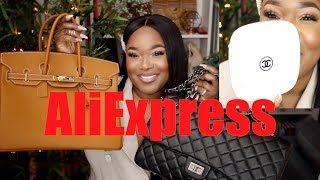 Aliexpress Haul! + (Designer Dupes)