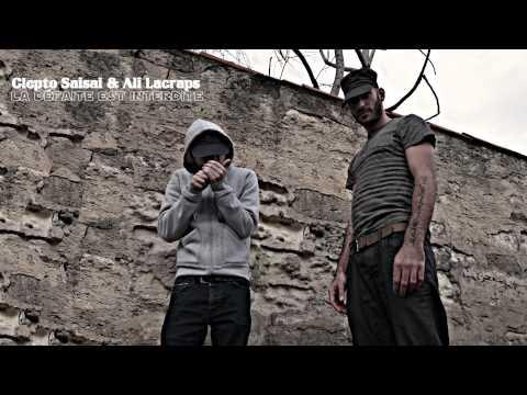 Clepto Saisai & Ali Lacraps - La défaite est interdite