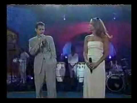 Jennifer Lopez feat Marc Anthony - No me ames Live - YouTube