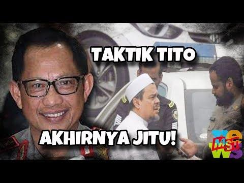 Taktik Tito Tidak T4n6k4p Rizieq Di Arab, Akhirnya Jitu!