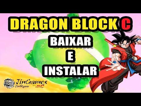 MODPACK DRAGON BLOCK C - BAIXAR E INSTALAR PASSO A PASSO /MODPACK/TEXTURA/SHADERS