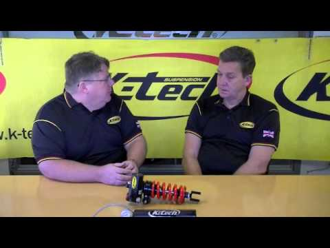 Interview with Chris Taylor of K-Tech Suspension UK