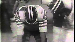 CFL 1970 Western Final Game 3 - coldest Canadian football game ever? (part 1)