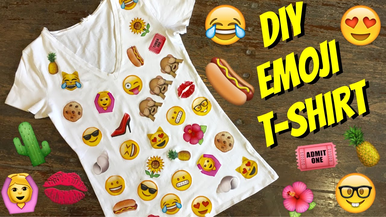 Image result for Emoji shirt