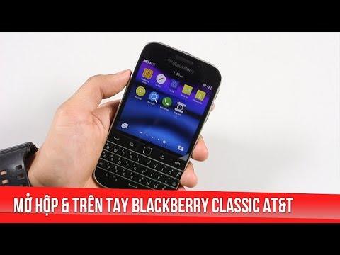 Trên tay BlackBerry Classic AT&T mức giá cực rẻ