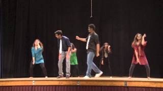 Bollywood dance - Aankhon Ki Masti Ke (remix) / Ni Nachleh Imran Khan - UBC UTSAV Deepmala 2012