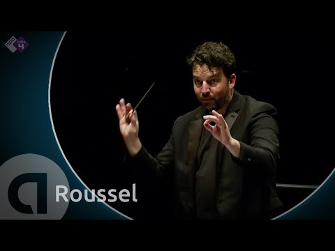 Roussel: Évocations, Op.15 - Radio Philharmonic Orchestra led by James Gaffigan - Live Concert HD