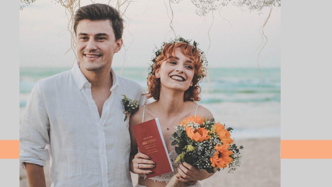 DÜĞÜN SÜRECİMİZ | teklif, nişan, kumsalda nikah, düğün