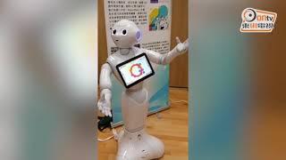 東華三院引入機械人教學 助自閉童學習