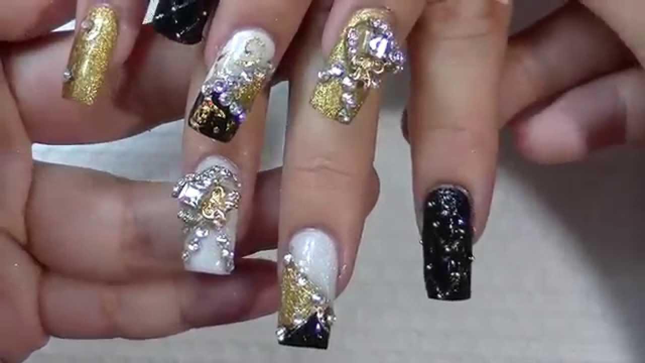 Lady gaga manicure live artrave 51514 - 5 9