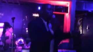 """Crusin""  Live - (Snippet) - Carlos Morgan"