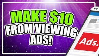 Make Money by Viewing 10 Seconds Ads! Kumita ng pera sa pag-view lang ng ads | Coinpayu