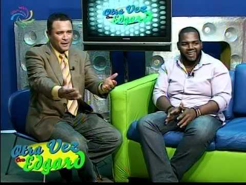 Edgard Marrero y Joel V. /Promo En TV ... Marcos  Yaroide