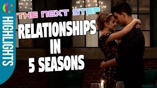 The Next Step | 5 Seasons of Relationships