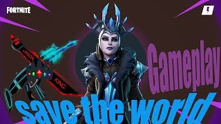 Fortnite 🌪 Frostnite 🌪 Save The World Gameplay  Live 🔴 Support A Creator ID Jasonking5
