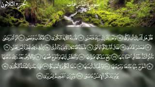 سورة النازعات كاملة بصوت الشيخ عبدالولي الأركاني
