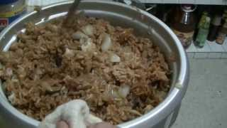 Claypot Rice without the Claypot