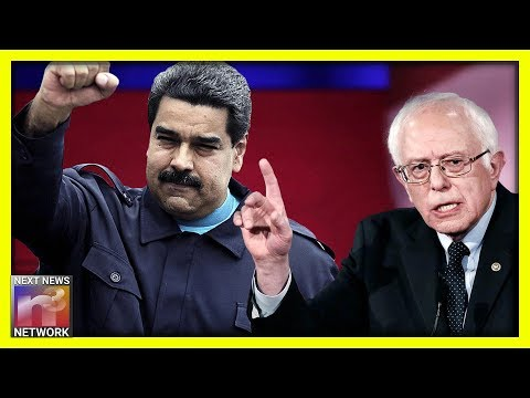 Bernie FREAKS, Can't Bring Himself To ADMIT Nicolas Maduro is A DICTATOR!