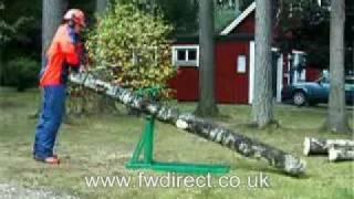 Smart Wood Holder