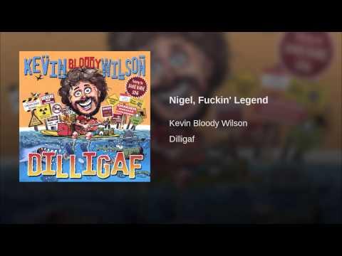 Nigel, Fuckin' Legend
