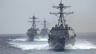 Are We Looking For A Fight In The South China Sea?