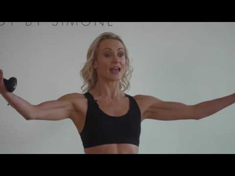 Body By Simone - 35 Minute Dance Cardio Workout