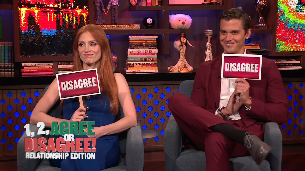Does Jessica Chastain Think Couples Should Share Passwords?