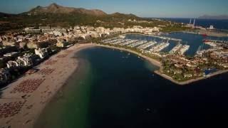 Mallorca Alcudia Beach with my H