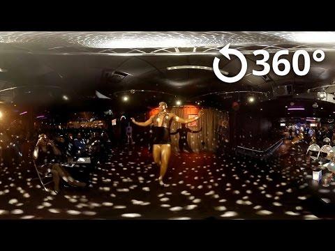 Super Star Divas Drag Show 360 Video