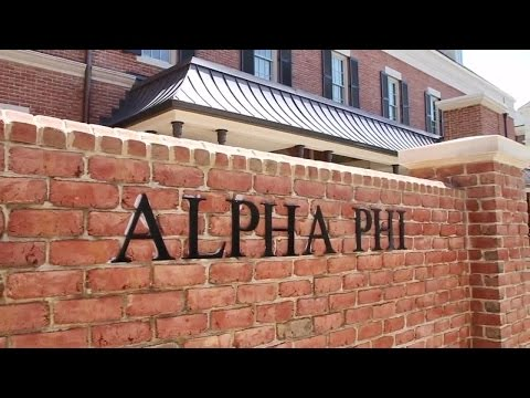 Alabama Alpha Phi 2015 Recruitment Video