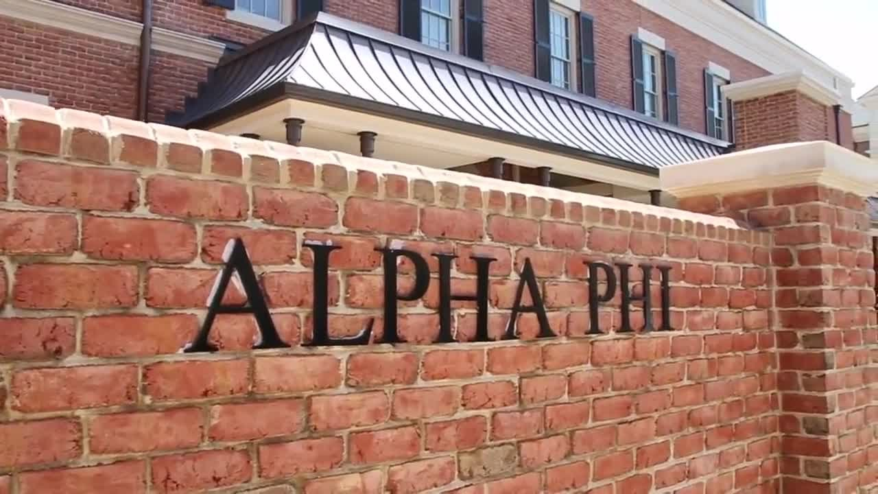 Image result for alpha phi sorority alabama