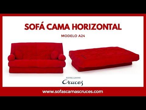 Sofa cama horizontal sofas camas cruces youtube - Sofas camas cruces ...