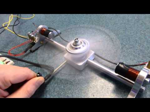 DC Brushless Motor Project