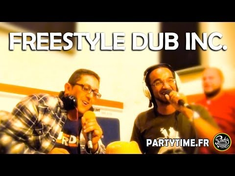 DUB INC - Freestyle at PartyTime Radio Show - 2012