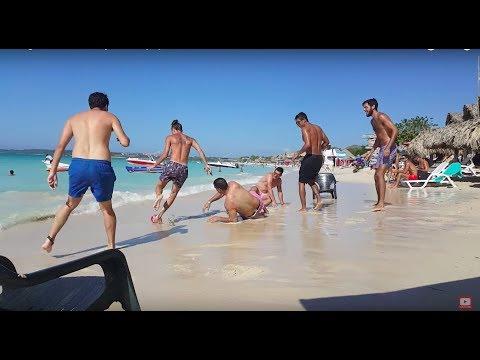 Cartagena Colombia, Playa Blanca [#9]