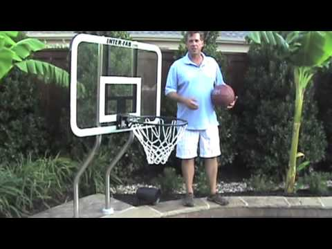What Is It Built In Basketball Goal Youtube