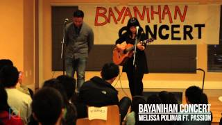 Melissa Polinar ft Passion Bayanihan Concert 2014