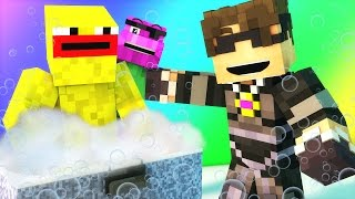 Minecraft Do Not Laugh | DICK N DUCK JOKES! (Funny Moments!)