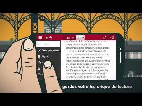 Lire, comprendre et étudier la Bible : la Bible App d'étude